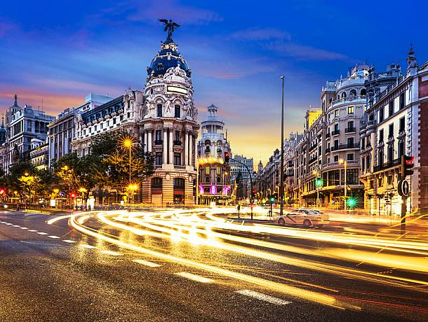 Querida Madrid