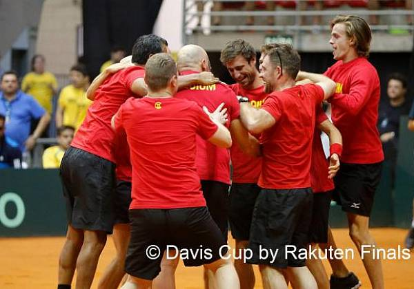 10% DTO. EXCLUSIVO DAVIS CUP MADRID FINALS