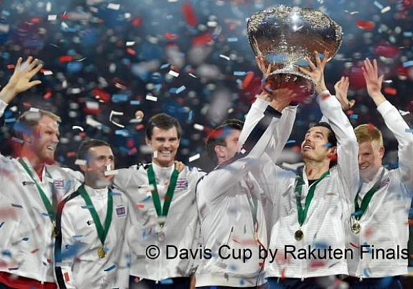 10% DTO. EXCLUSIVE DAVIS CUP MADRID FINALS